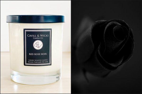 Cavill & Wicks Red Rose Noir