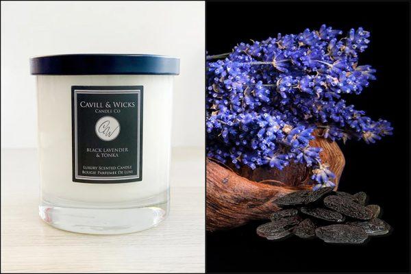 Cavill & Wicks Black Lavender & Tonka