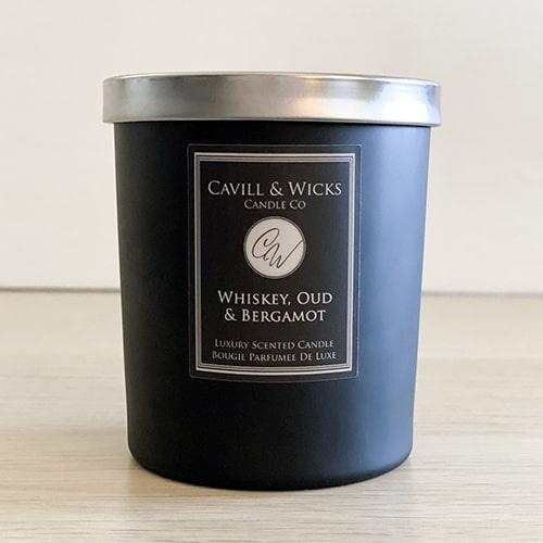 Cavill & Wicks Whiskey, Oud & Bergamot